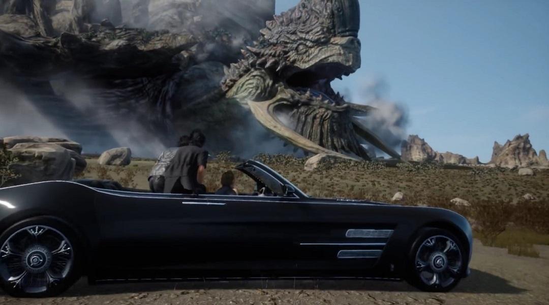 Final Fantasy 15 Boss Battle is Not 72-Hours Long