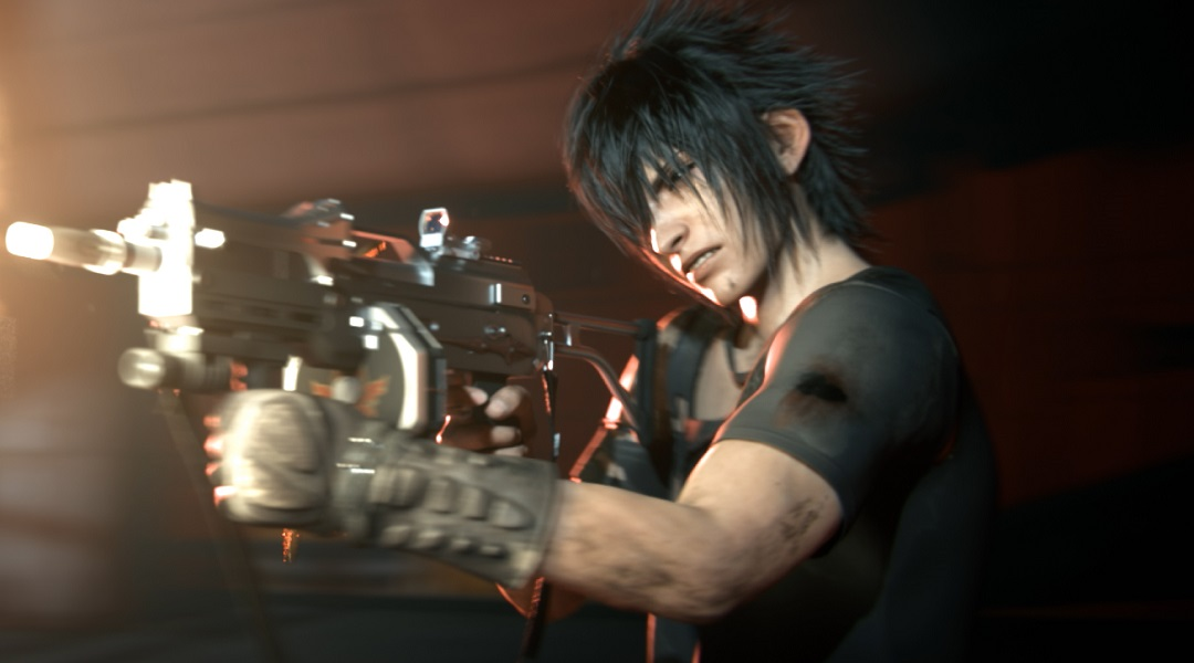 Final Fantasy 15's Combat Will Save the Series