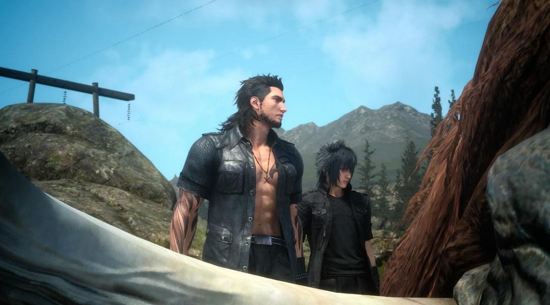 Final Fantasy 15 Videos Show Off Game Engine, World Building