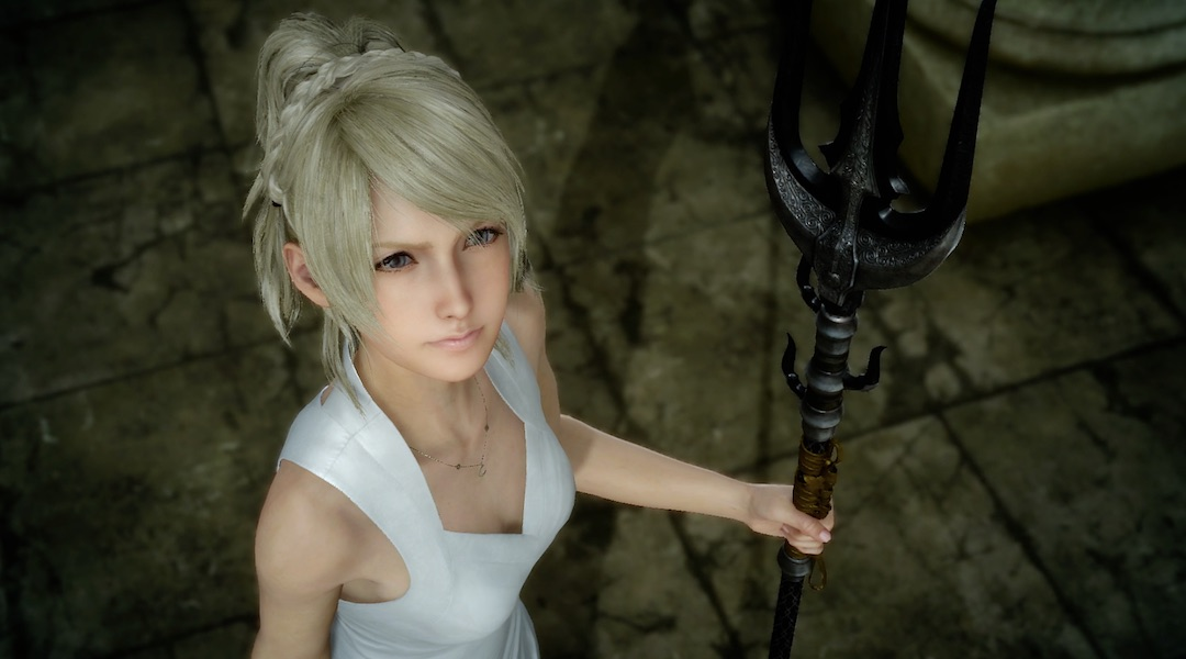 Final Fantasy 15 DLC Could Add Luna As Playable Character