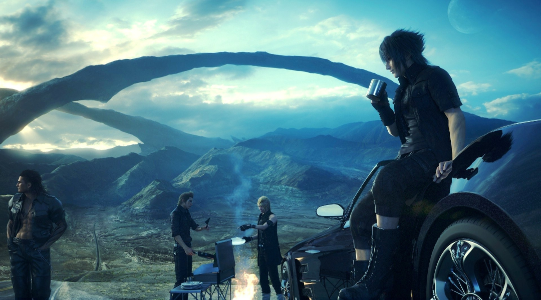 New Final Fantasy 15 Gameplay Footage Shown at EGX
