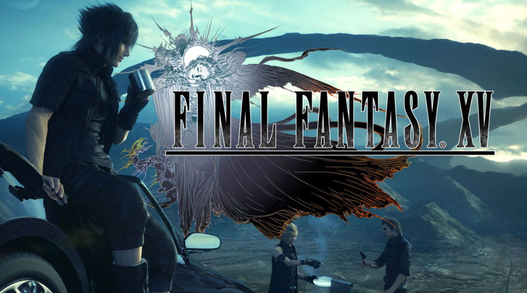 Watch Final Fantasy 15 Gameplay Running on PS4 Pro