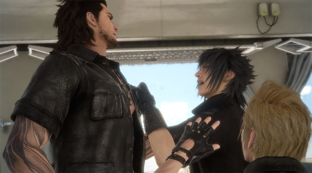 Final Fantasy 15 PS4 Pro Patch Is Taking Some Heat