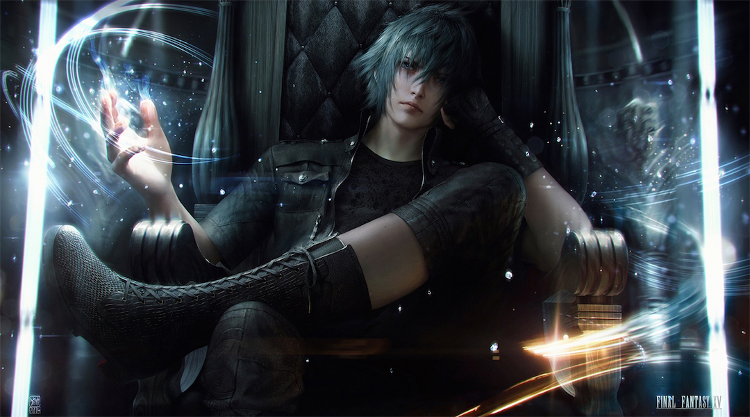 Final Fantasy 15 and NieR To Have a Link