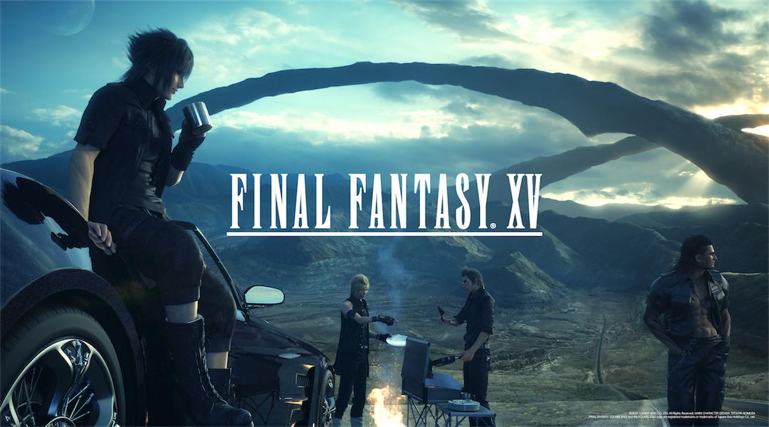 Final Fantasy 15 Copies Break Street Date
