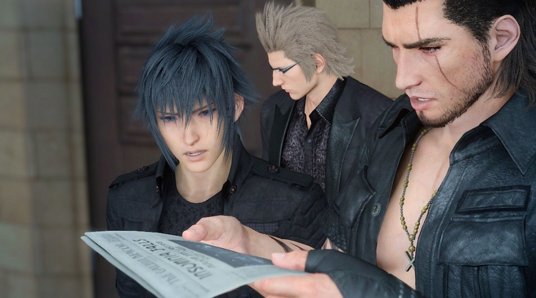 Is Final Fantasy 15 Unfinished?