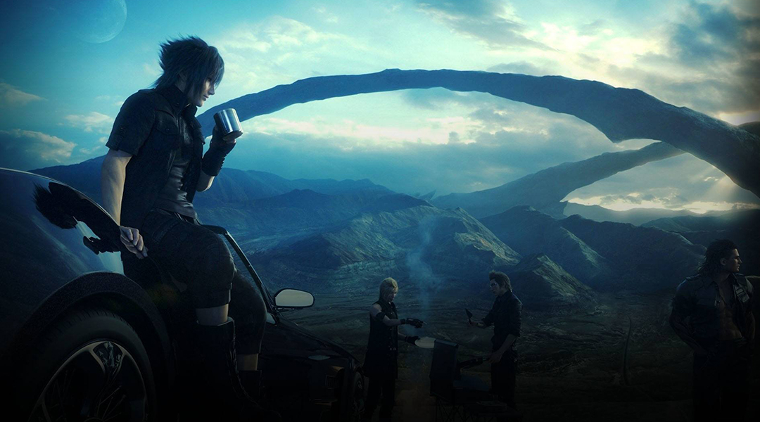 Update to Final Fantasy 15's Controversial Chapter 13 Hits March 28