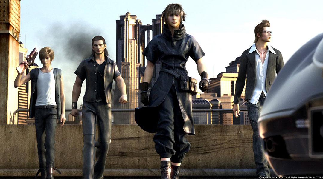 Final Fantasy 15 DLC Will Add Online Multiplayer