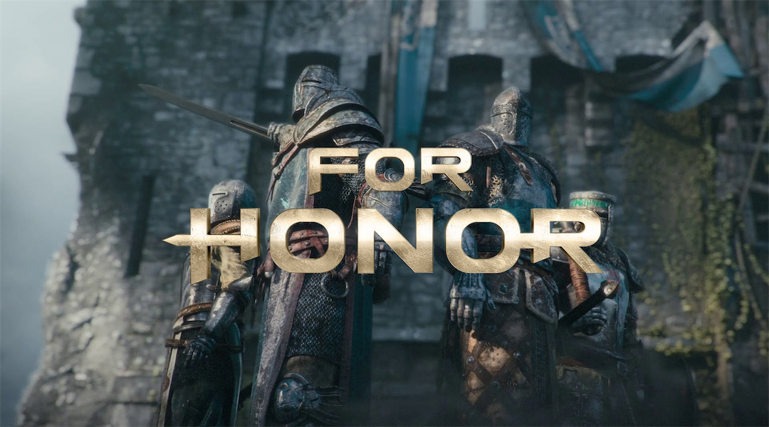 For Honor's Closed Beta Coming Soon