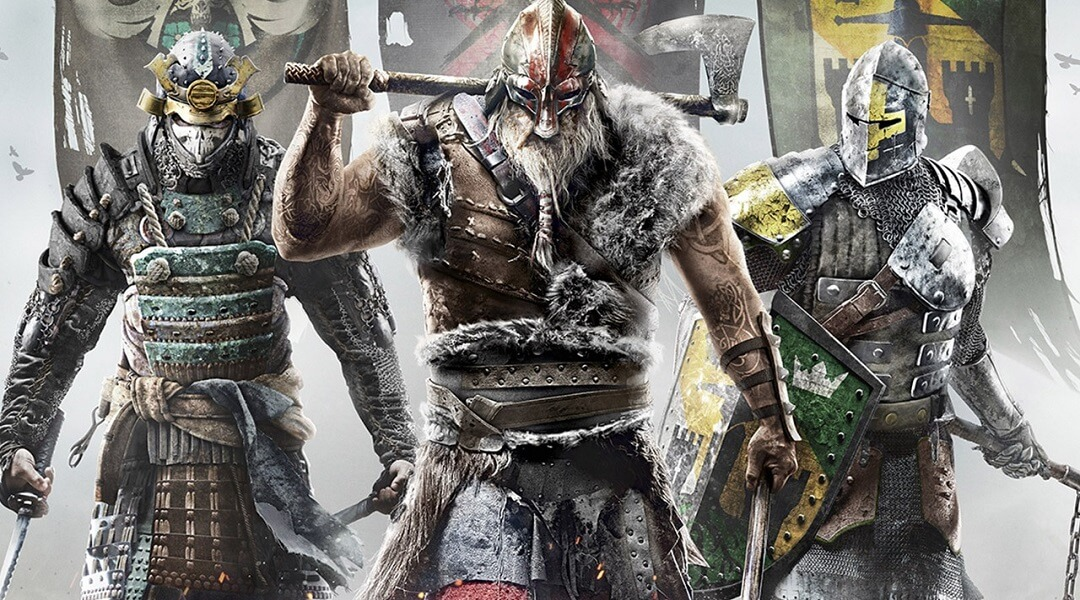 For Honor Trailer Details Game's Faction War Feature