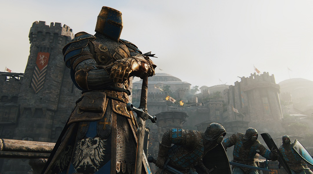 For Honor Requires Constant Internet Connection