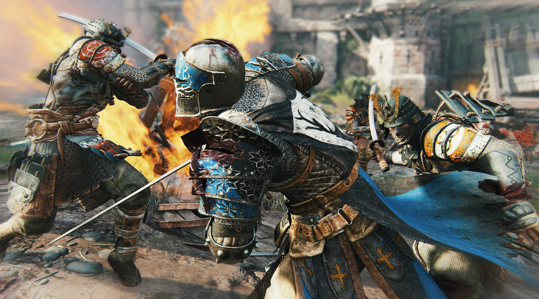 For Honor PC Specs Revealed