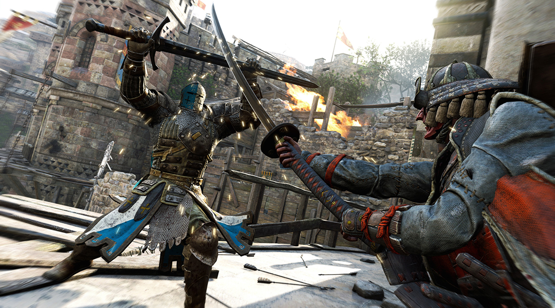 For Honor Tops UK Sales Charts
