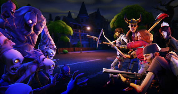 Epic Games: 'Fortnite' May Be Our Best Game Yet