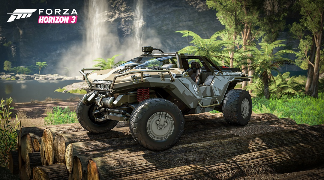 Forza Horizon 3 Players Can Unlock Halo Warthog Without A Code