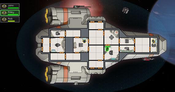 FTL Faster Than Light Crew Ship