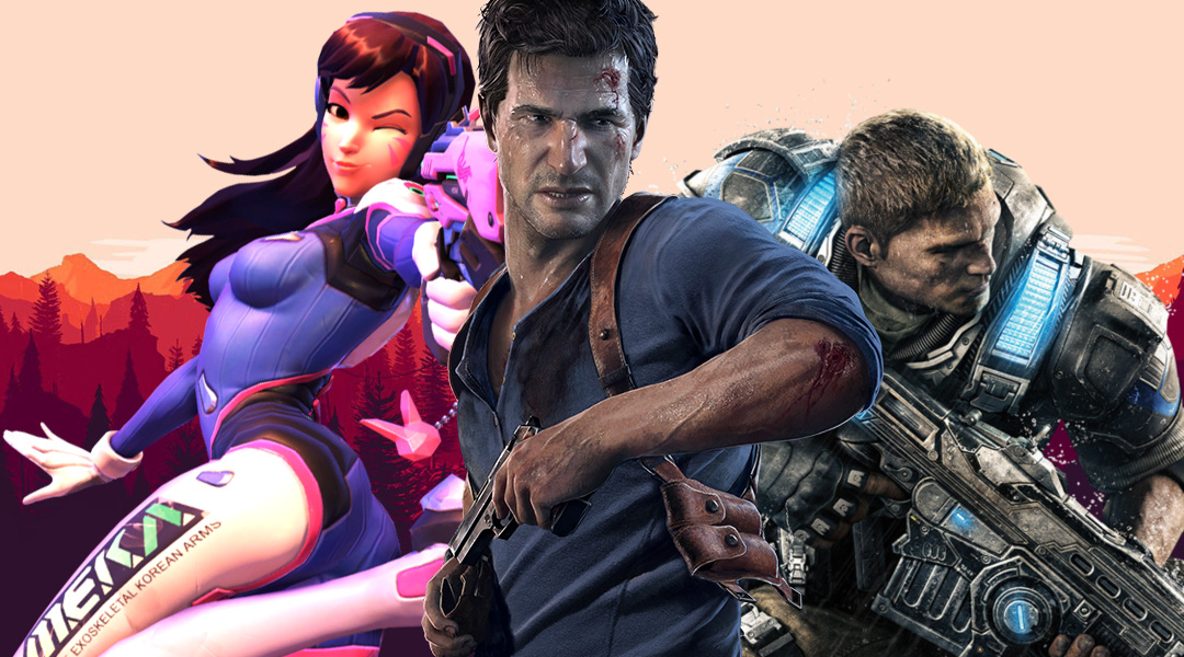 Game Rant's Top 10 Games of 2016