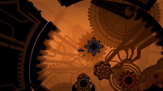 The Mecha Hub in Insanely Twisted Shadow Planet