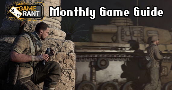 The Game Rant Guide: July 2014 Edition
