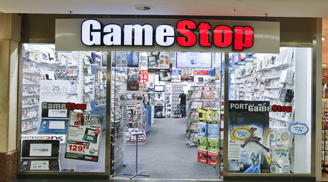 Xbox Game Pass Announcement Causes GameStop Stock Drop