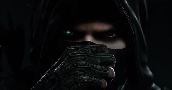 Garrett as seen in the latest trailer for Thief
