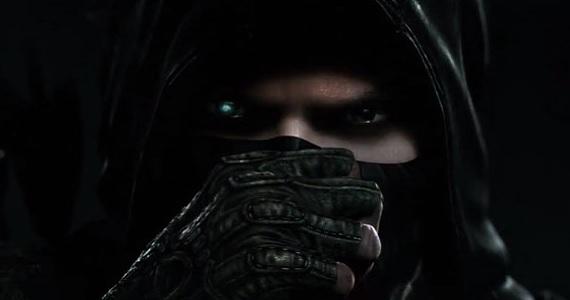 Garrett as seen in the latest trailer for Thief