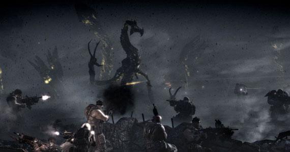 Gears of War 3 Stereoscopic 3D