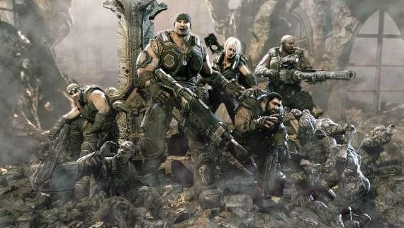 Gears of War 3 Dedicated Servers
