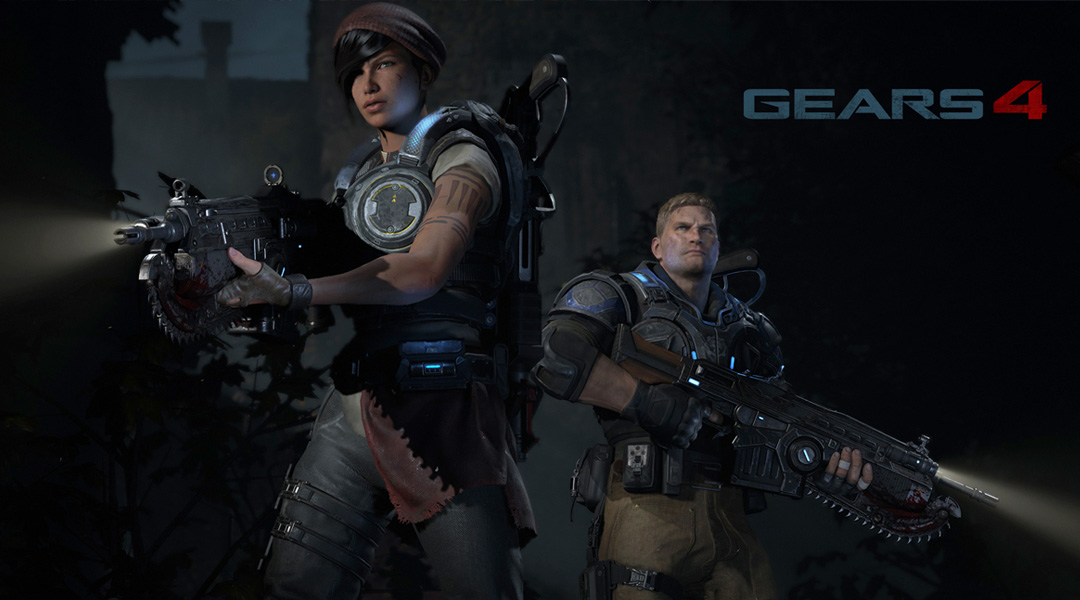 Gears of War 4 Guide: Where to Find All Collectible Locations