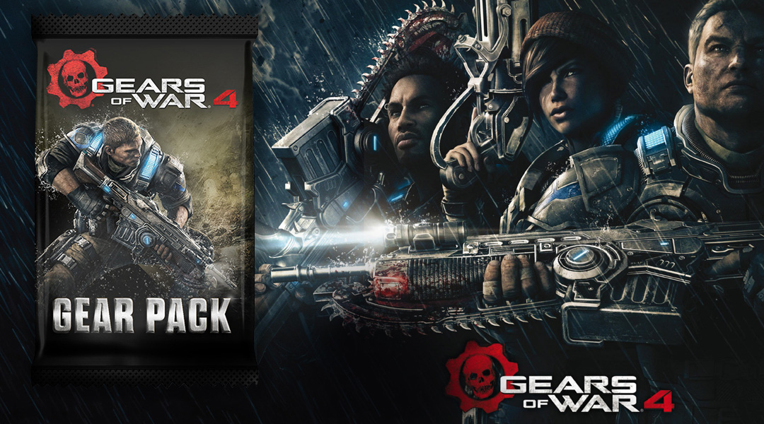 The Coalition Bumps Up Gears of War 4 Credit Earning Rates