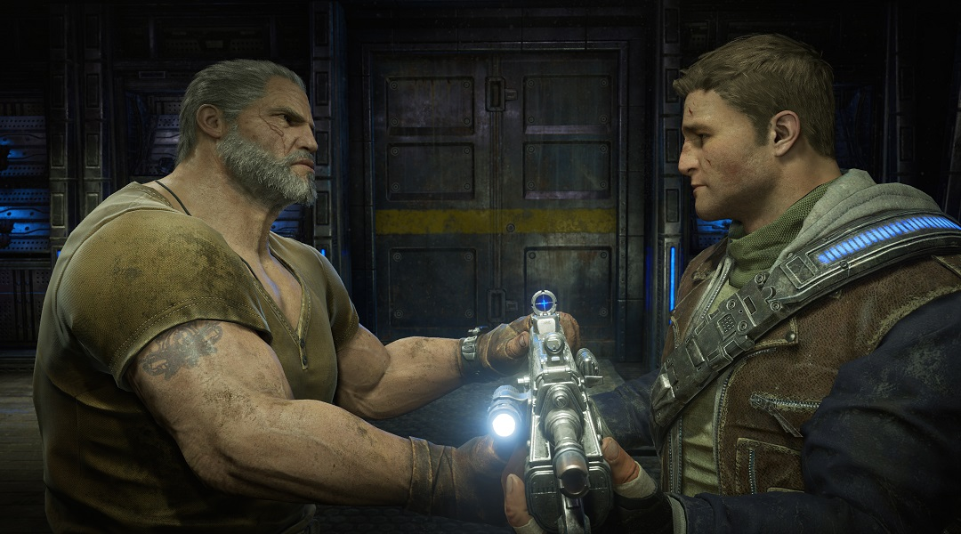 Gears of War 4 Update Makes It Easier To Get Credits