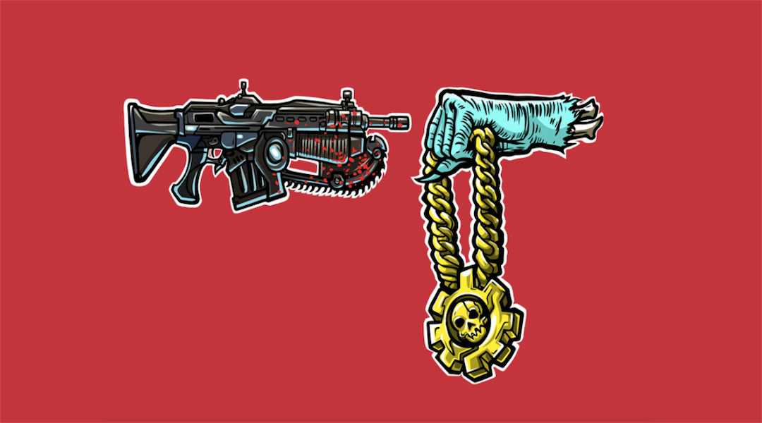 Gears of War 4 Adds Hip-Hop Artists Run the Jewels to Character Roster