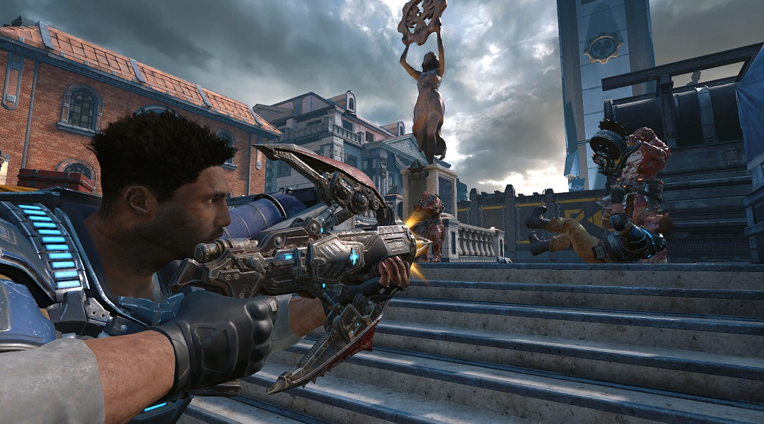 Gears of War 4 Getting Legacy Maps in November