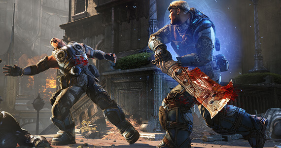 'Gears of War: Judgment' Call To Arms DLC