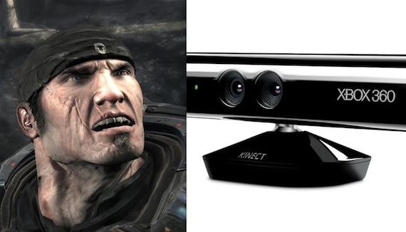 Rumor Patrol: Gears of War Kinect an On-Rails Shooter?