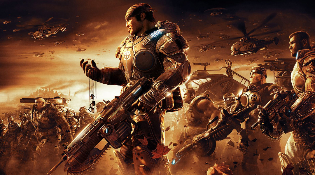 GR Pick: A Look Back At Gears of War