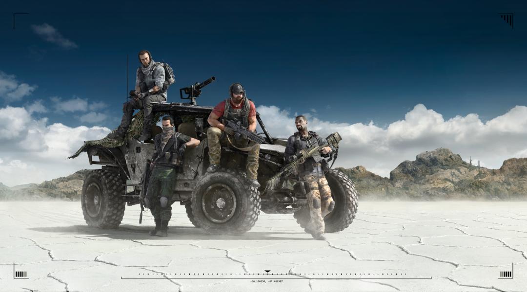 Ghost Recon: Wildlands Interactive Map Unlocks In-Game Rewards