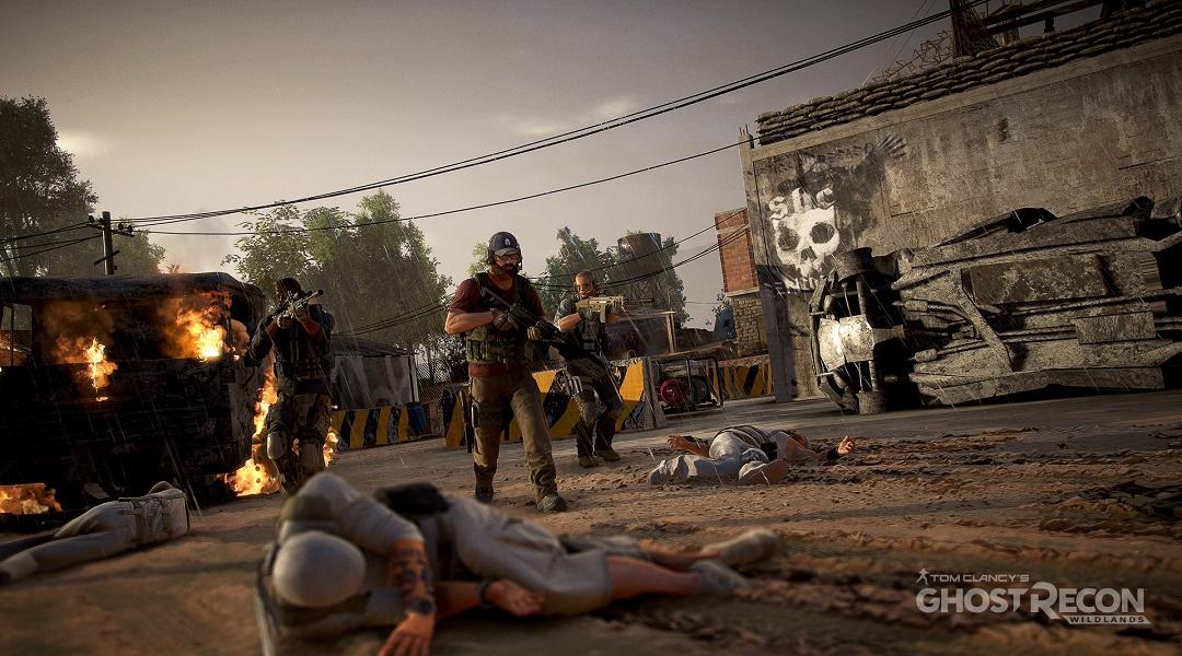 Ghost Recon Wildlands Reveals 12 Minutes of Stealth Gameplay