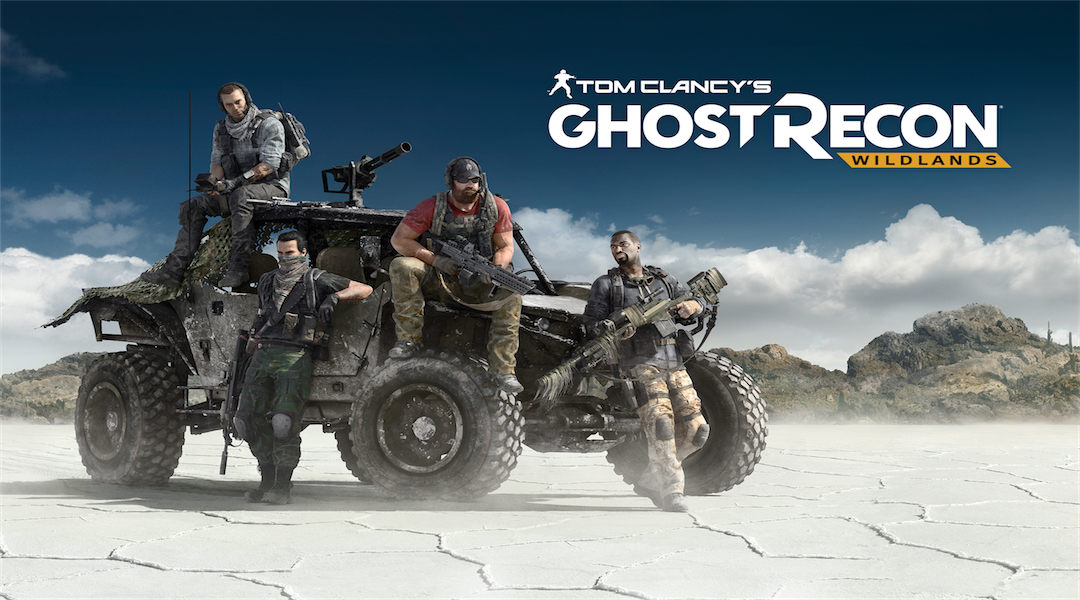 Ghost Recon: Wildlands' New Trailer Is All About the Music