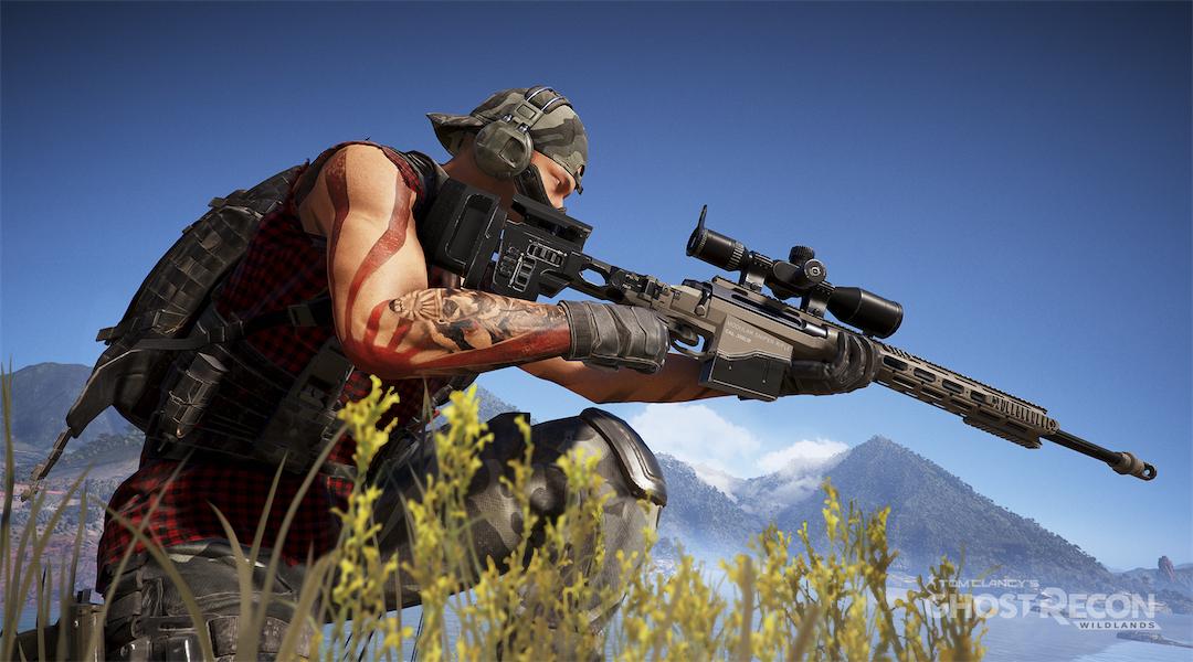 Ghost Recon: Wildlands Open Beta Coming 'Next Quarter'