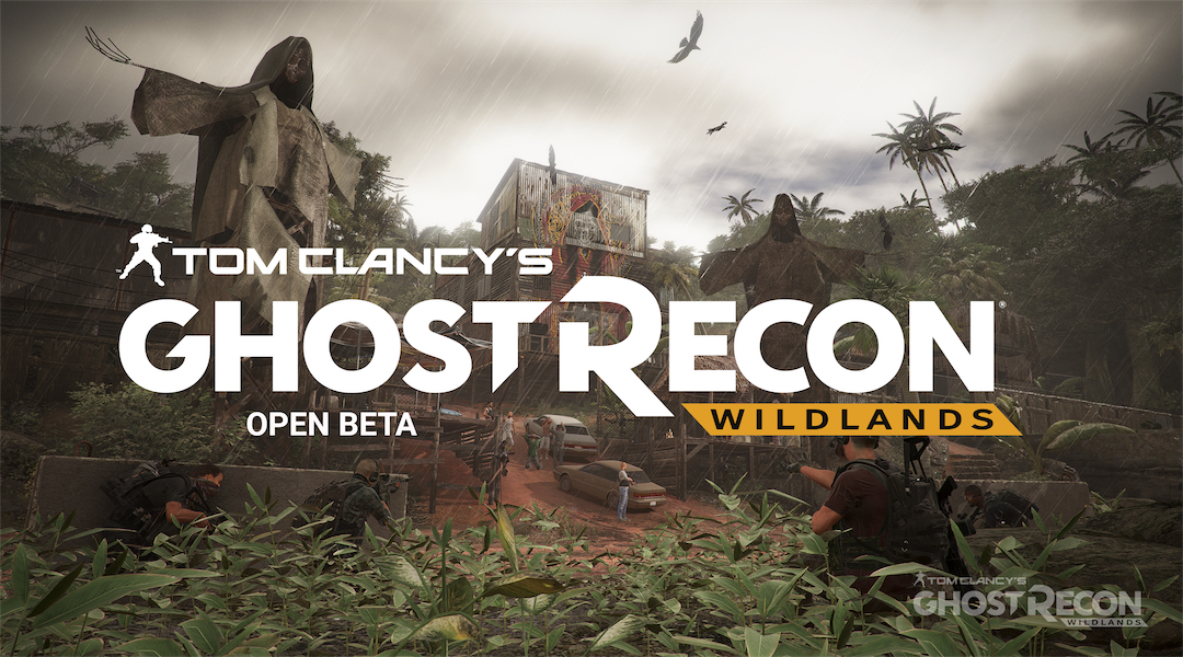Ghost Recon: Wildlands Breaks Ubisoft Beta Record