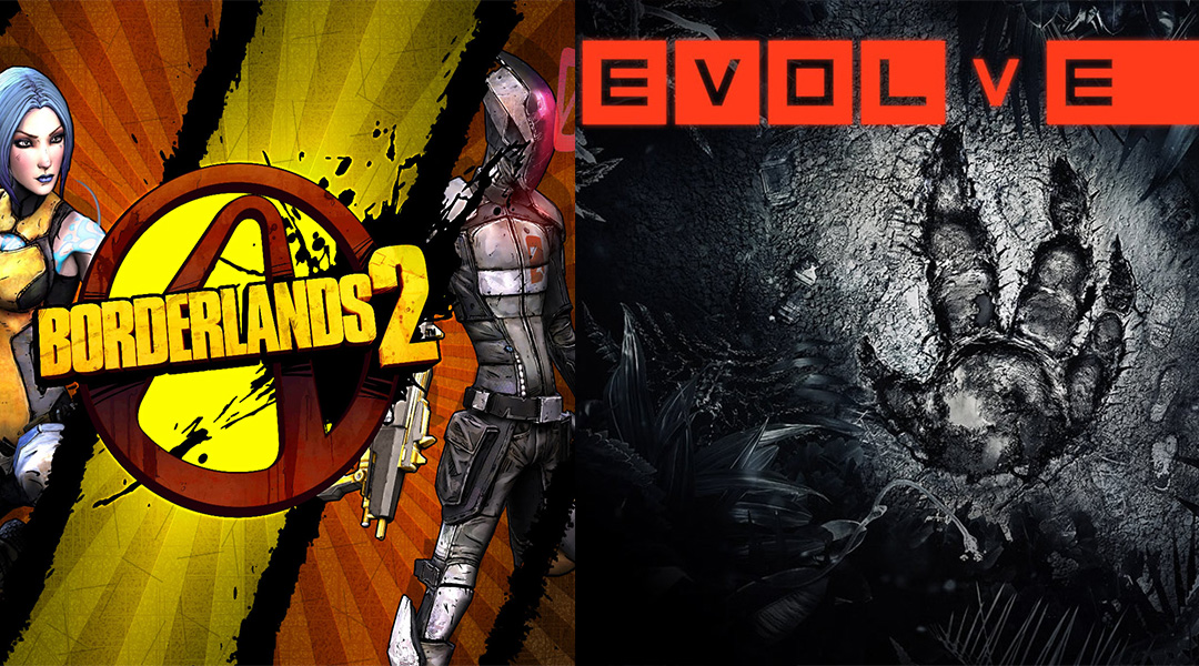 Games With Gold For March Includes Evolve, Borderlands 2