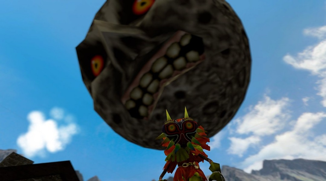 Google Teases New Smartphone with Majora's Mask Countdown