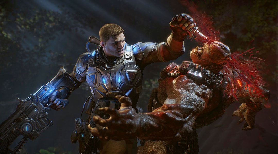Gears of War 4 Patch Teases New Multiplayer Maps and More