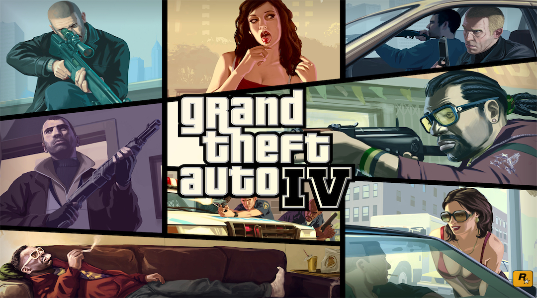 GTA 4 Sales Up to 8000% After Backward Compatibility