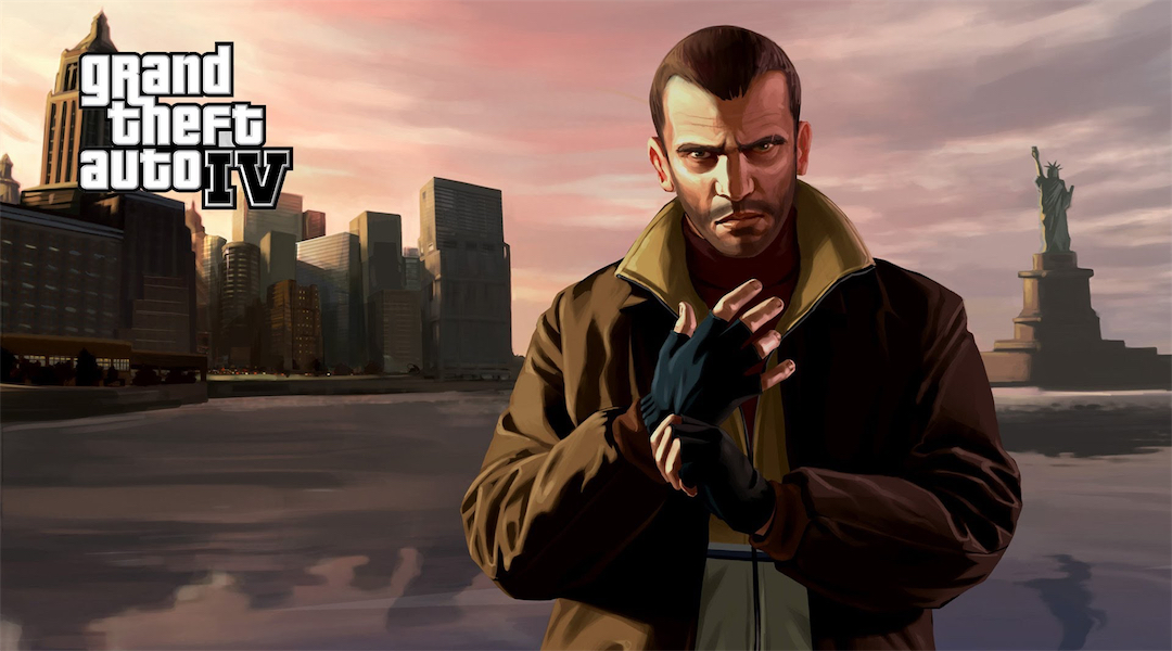 Grand Theft Auto 4 Added to Xbox Backward Compatibility