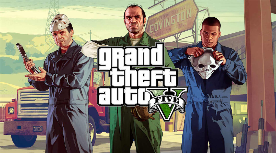 Grand Theft Auto 5 Sold 6 Million Copies In Just The UK