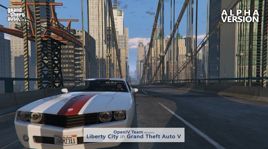 Grand Theft Auto 5 Liberty City Mod Screens are Gorgeous