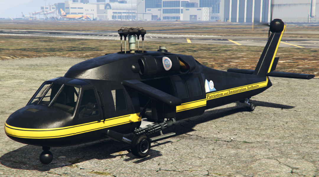 Grand Theft Auto 5 Mod Drops 100 Citizens on Helicopter