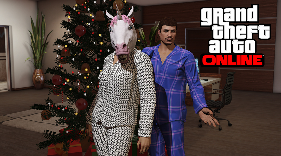 GTA Online Gets Festive With New Adversary Mode, Weather Event